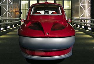 Famaos Assystem City Car 2008 Geneva Motor Show