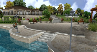 Modern Concept Home Landscape Design with Natural Exterior Home