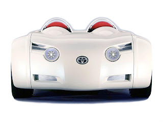 Toyota's radical Compact Sports & Specialty Concept Car