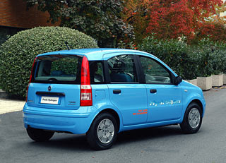 Fiat Panda Hydrogen concept