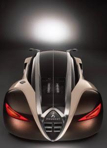 New Peugeot Concept Car