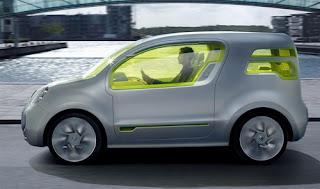 Renault Z.E Concept Car
