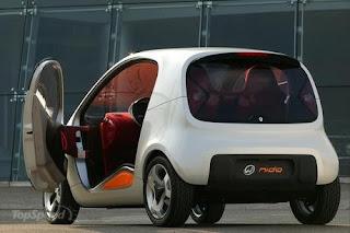 Pininfarina Nido concept car