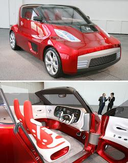 Nissan's 'Round Box'
