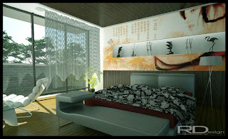 Modern Interior Attractive Designer Bedrooms