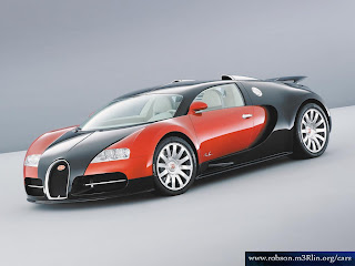 Luxury Car Bugatti Veyron