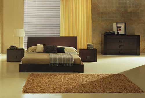 Modern Interior Design Bedroom Inspiration