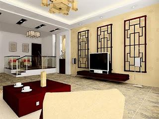 Modern Chinese Interior Decoration