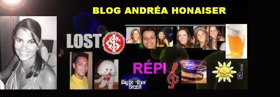 BLOG - Andréa Honaiser