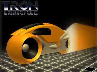 tron cycle