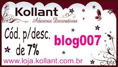 Kollant Adesivos Decorativos