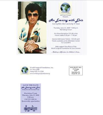 An Evening with Elvis ETAMIKEALBERT