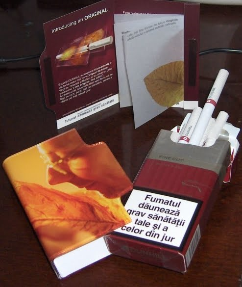 Bringing cigarettes Viceroy into USA from Canada