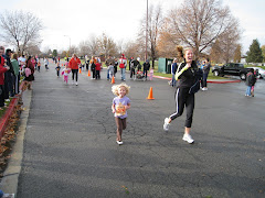 Earn Your turkey race