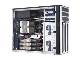 1.1 Teraflops Desktop  Super Computer
