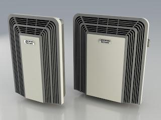 Calefactores titanium