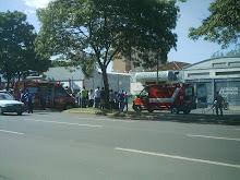 ACIDENTE NA COLOMBO