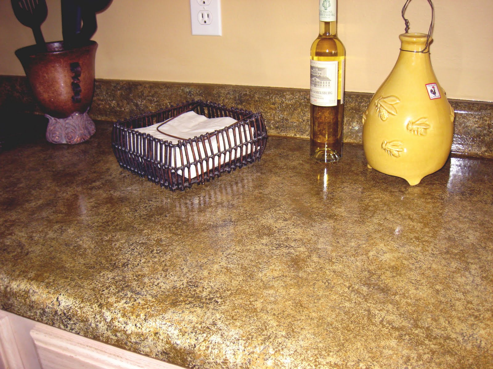 Life in the Enchanted Forest: More countertop magic