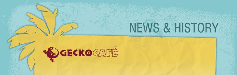 Gecko Cafe Mamallapuram - History