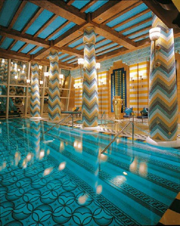Dubai Hotel Pool Every Room
