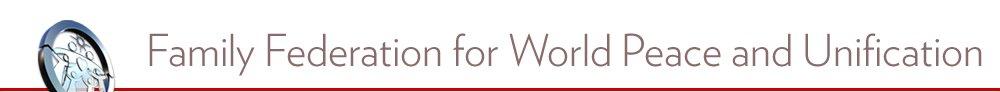 С е м е й с т в о т о: Семейна Федерация за Световен Мир