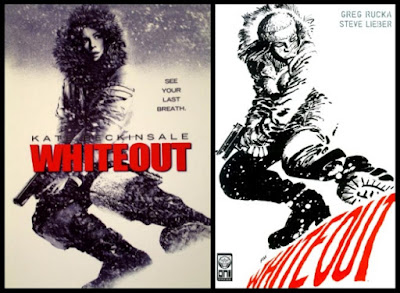 Whiteout Movie Poster e Upcoming Movie Whiteout