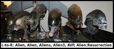 Vision del Xenomorfo - Página 3 AlienHeads