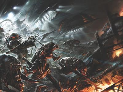 Aliens VS Predator Screenies Avp3worldwar