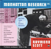 Raymond Scott, Manhattan Research