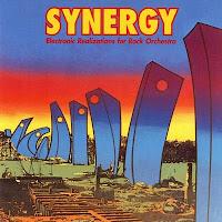 El primer álbum en solitario de Synergy/Larry Fast publicado en 1975