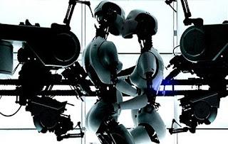 Secuencia del vídeo de Björk realizado por Chris Cunningham