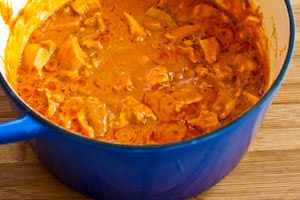 Kalyns Kitchen®West African Chicken and Peanut Stew with Chiles