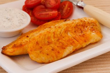 Roasted Tilapia