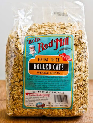 Bob's Red Mill extra-thick rolled oats