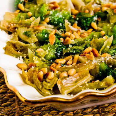 Sauteed Escarole