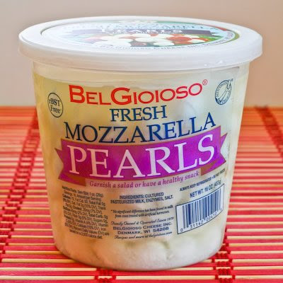 Bel Gioioso Fresh Mozzarella Pearls