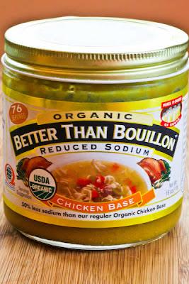 Better Than Bouillon Organic Low-Sodium Chicken Base