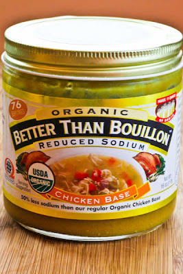 Better Than Bouillon Organic Low-Sodium Chicken Base