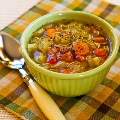 Cabbage south beach recipe