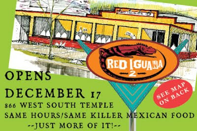 Red Iguana poster