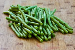 for Lemony Green Beans (Green Beans with Lemon Juice and Lemon Zest ...