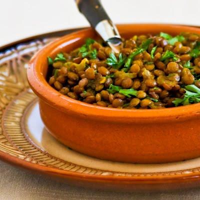 Kalyn's Kitchen®: Indian Spiced Lentils Recipe (Gluten-Free, Meatless ...