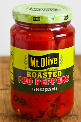 Mount Olive Roasted Red Peppers