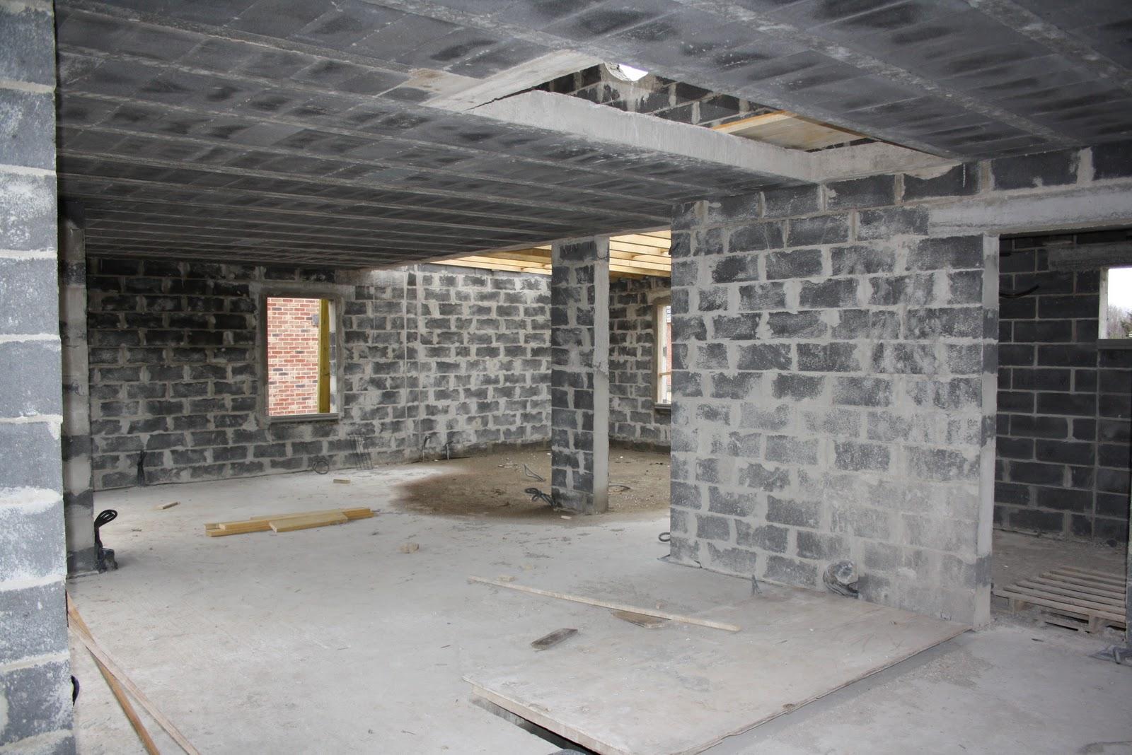 Maison cubique photos de l 39 interieur for Interieur maison cubique
