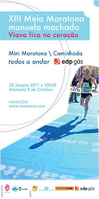 XIII Meia Maratona Manuela Machado