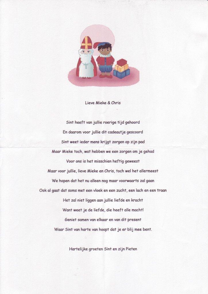 Leuk Sinterklaas Gedicht Agobehind Live