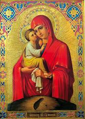 Preasfanta Nascatoare de Dumnezeu roagăte Lui Dumnezeu pentru noi !
