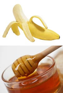 Homemade Banana Facial Mask