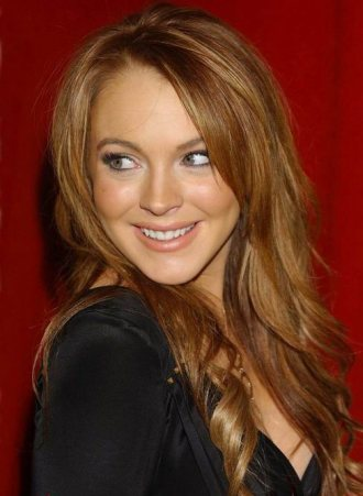 Lindsay Lohan no Clothes