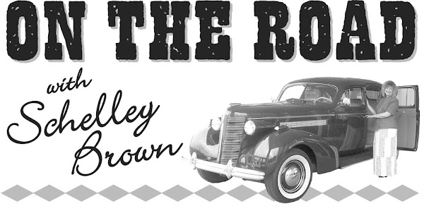 On The Road With Schelley Brown Francis